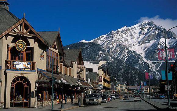 banff-town