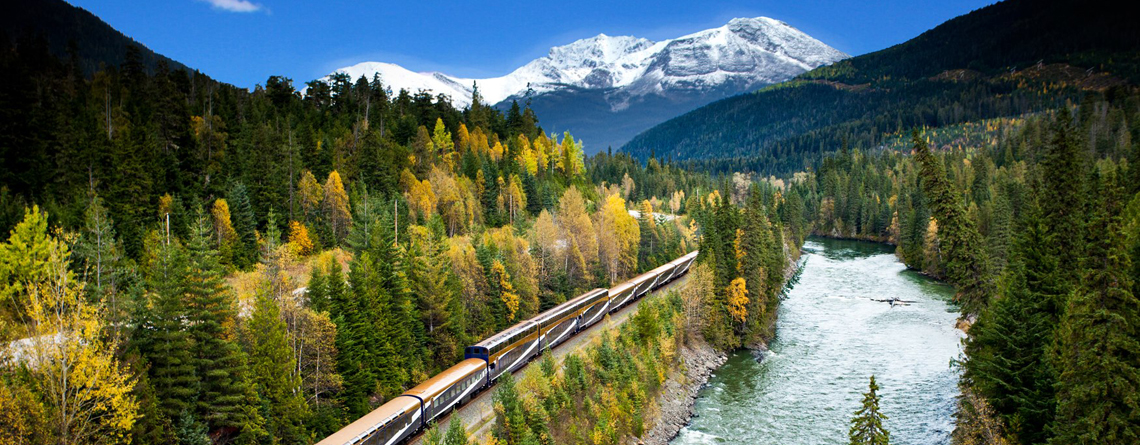 Rocky Mountaineer New Coastal Passage Route