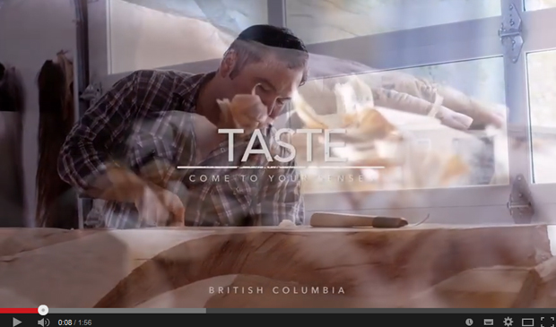 Come to Your Senses – British Columbia