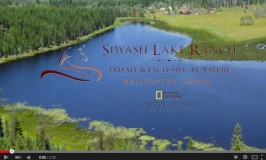 Siwash Lake Ranch Helicopter Safari