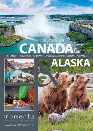 Canada Alaska Holidays Brochure | Canada Holidays | Canada