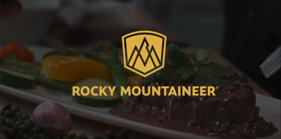 Rocky Mountaineer Dining : Onboard Cuisine prepared by Executive Chef JP Guerin