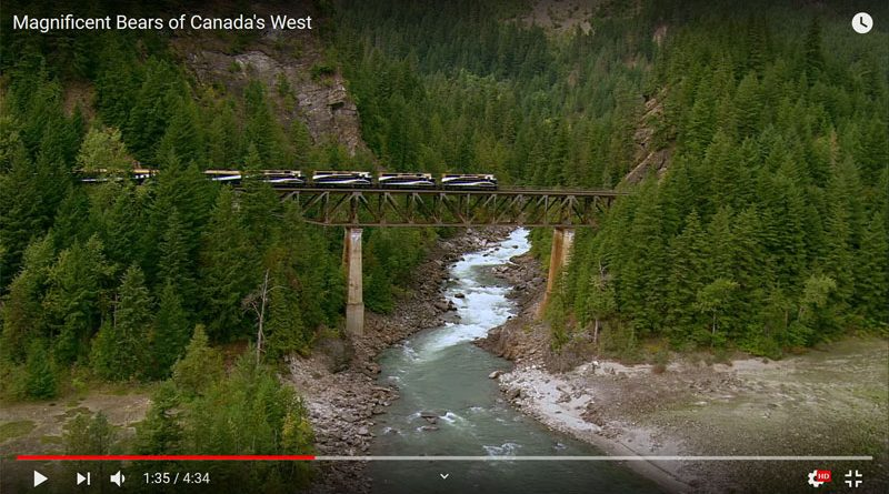 Diverse Landscapes of Canada's West – Rocky Mountaineer video series