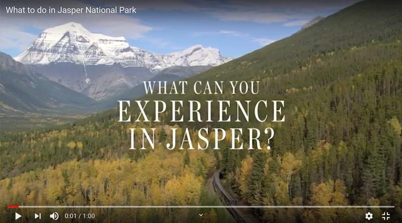 What to do in Jasper National Park